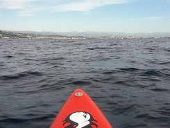 CANNES palm beach sitio de stand up paddle / paddle surf en Francia
