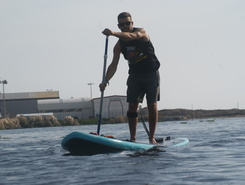 Azurara beach spot de stand up paddle en Portugal