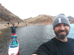 east canyon reservoir sitio de stand up paddle / paddle surf en Estados Unidos
