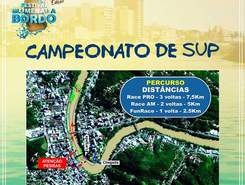 4a Etapa do Catarinense de SUP Race paddle board spot in Brazil