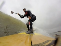 treustel  spot de stand up paddle en France