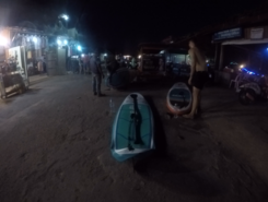 Victory beach to Ocherteal beach paddle board spot in Cambodia