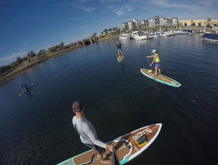 Channel Island Oxnard/Ventura paddle board spot in United States
