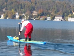 Wörthersee-Pörtschach  paddle board spot in Austria