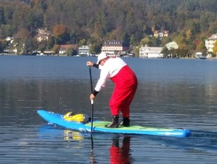 Wörthersee-Pörtschach  sitio de stand up paddle / paddle surf en Austria