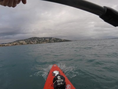CANNES palm beach spot de stand up paddle en France