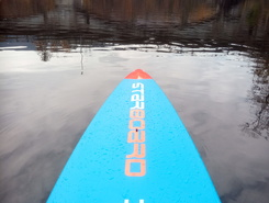 Aquabase sitio de stand up paddle / paddle surf en Francia