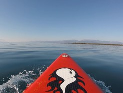 GREECE : EUBEE ISLAND : LICHADONISI ISLANDS  paddle board spot in Greece