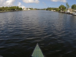Fort Lauderdale paddle board spot in United States