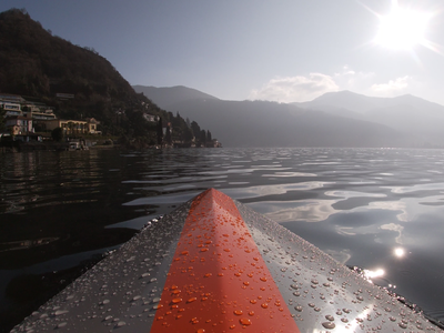 HomeSpot GSUP Ticino paddle board spot in Switzerland