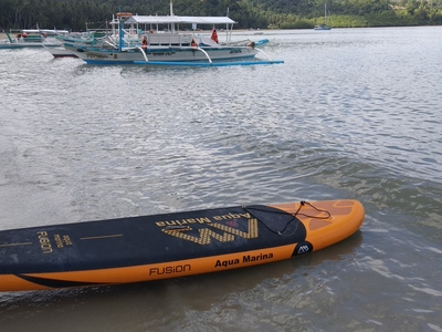 Port Barton sitio de stand up paddle / paddle surf en Filipinas