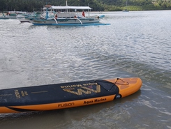 Port Barton spot de stand up paddle en Philippines