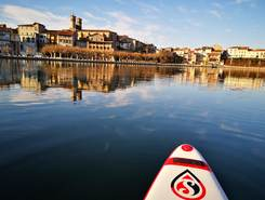 Cazères sur Garonne paddle board spot in France