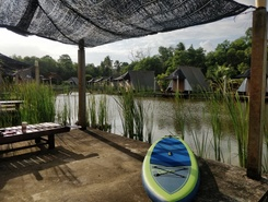 Tanjung Inn, Cherating sitio de stand up paddle / paddle surf en Malasia