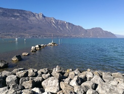 Lac du Bourget (Le Bourget du Lac) paddle board spot in France