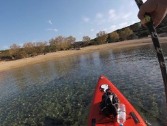 GREECE : SYROS ISLAND : DIDYMI ISLAND paddle board spot in Greece