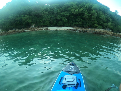Blue Lagoon, Port Dickson paddle board spot in Malaysia