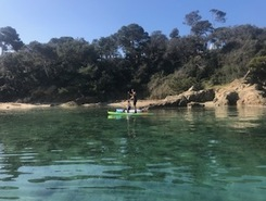 la bergerie  paddle board spot in France