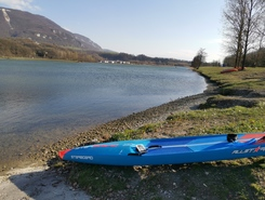 Aquabase  paddle board spot in France