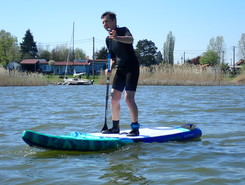 Etang du Stock paddle board spot in France