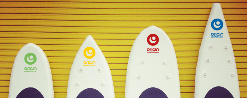 Origin Paddleboards Cover Image
